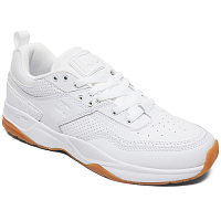 DC E.TRIBEKA M SHOE WHITE/GUM