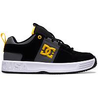 DC LYNX OG M SHOE BLACK/BLACK/GREY