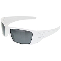 Oakley Fuel Cell Polished White w/Black Iridium