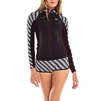 Glidesoul JACKET 1 MM Stripes Print/Black