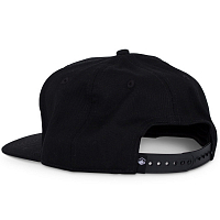 Liquid Force EZRA BLK SNAPBACK blk