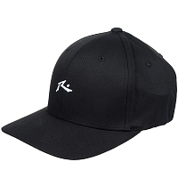 Rusty BANKS FLEXFIT CAP blk