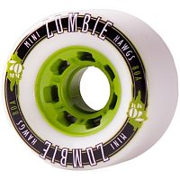 Landyachtz PRE-PACKAGED MINI ZOMBIE HAWGS WHITE