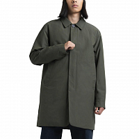 Herschel MAC COAT INSULATED DARK OLIVE