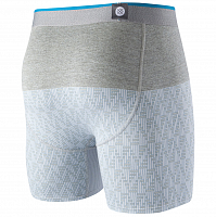 Stance THE BOXER BRIEF CROSSED BB BLUE
