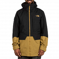 The North Face M REPKO JACKET BLACK/B KHAKI (WVW)