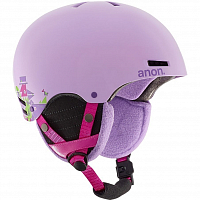 Anon RIME WILDLIFE PURPLE EU