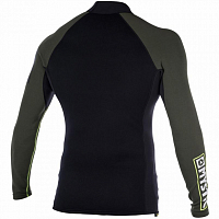 Mystic STAR L/S VEST NEOPRENE 2MM ARMY