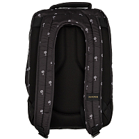 Nixon BEACONS BACKPACK BLACK/WHITE