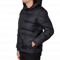 Nixon MALONE JACKET BLACK