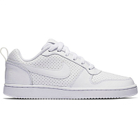 Nike WMNS NIKE COURT BOROUGH LOW WHITE/WHITE-WHITE