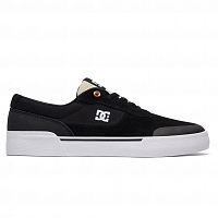 DC SWITCH PLUS S M SHOE BLACK/WHITE/RED