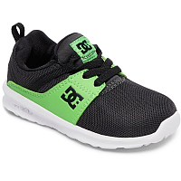 DC Heathrow T Shoe GREEN/GREY/WHITE