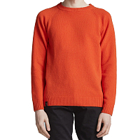 Makia NORDIC KNIT ORANGE