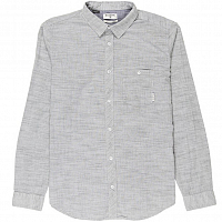 Billabong ALL DAY SLUB LS Pewter