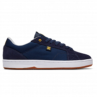 DC ASTOR M SHOE NAVY/YELLOW