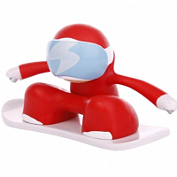 Chukbuddies Snowboarder RED