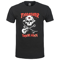 THRASHER SKATE ROCK BLACK