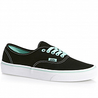 Vans Authentic (Pop) black/blue tint