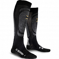 X-Socks XS SKIING DISCOVERY BLACK/ANTHRACITE