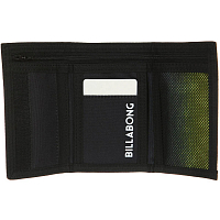 Billabong ATOM WALLET neon yellow