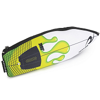 Rip Curl SURFBOARD PENCIL CASE LIME