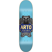Flip SAARI BEAR LABEL DECK BLUE