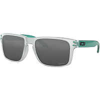 Oakley HOLBROOK CRYSTAL CLEAR/Prizm Grey w/ Black Iridium + OLEO