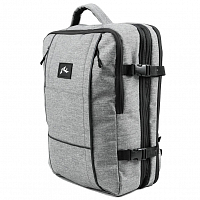 Rusty CARRY ME BACKPACK BLACK MARLE