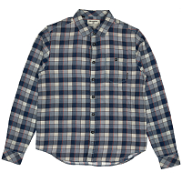Billabong FREMONT FLANNEL BLUE