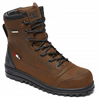 DC TRAVIS M BOOT BLACK/BROWN/BLACK