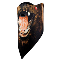 Airhole FACEMASK STANDARD 2 LAYER Bear