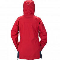 SWEET PROTECTION CHIQUITITA JACKET RUBUS RED/MIDNIGHT BLUE
