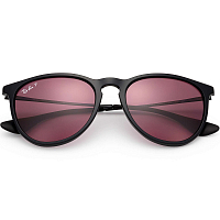 RAY BAN ERIKA BLACK/POLAR PURPLE