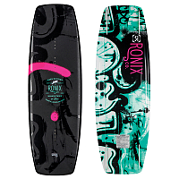 Ronix QUARTER 'TIL MIDNIGHT SF Black / Pink / Azure