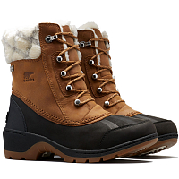 SOREL WHISTLER MID Camel Brown, Bl
