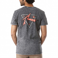 Rusty GRUNTER SHORT SLEEVE TEE COAL