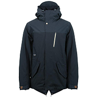 Holden M-51 FISHTAIL JACKET BLACK