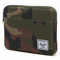 Herschel ANCHOR SLEEVE FOR MACBOOK WOODLAND CAMO