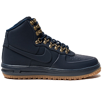 Nike LUNAR FORCE 1 DUCKBOOT '18 OBSIDIAN/OBSIDIAN-GUM MED BROWN-BLACK