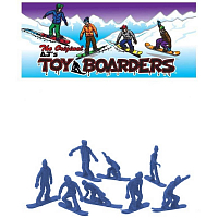 Toy Boarders SNOW 1 BLUE