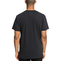 DC POSSE IN EFFECT M TEES BLACK