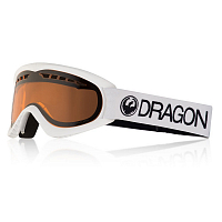 Dragon DX WHITE/AMBER