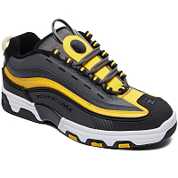 DC LEGACY OG M SHOE GREY/BLACK/YELLOW