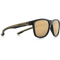 Spect RED BULL BUBBLE MATT BLACK FRONT - MATT GOLD/MATT BLACK RUBBER