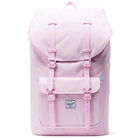 Herschel Little America Pink Lady Crosshatch