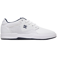 DC BARKSDALE M SHOE WHITE/RED/BLUE