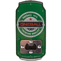 Oneball TRACTION-MADNESSBOTTLEOPENER ASSORTED