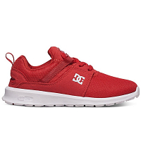 DC HEATHROW B SHOE RED