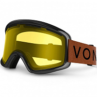 VonZipper BEEFY Burnt Orange / Yellow